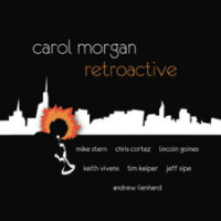 Album Retroactive by Carol Morgan