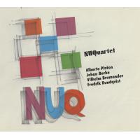 Album NUQuartet  by Alberto Pinton