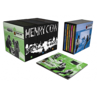 Henry Cow: The 40th Anniversary Henry Cow Box Set