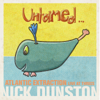 Album Atlantic Extraction: Live at Threes by Nick Dunston