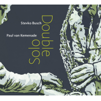 Album Double Solo by Paul Van Kemenade