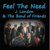 Album Feel The Need by J. London