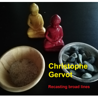 Album Recasting broad lines by Christophe Gervot