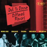Out To Dinner - Different Flavors by Behn Gillece
