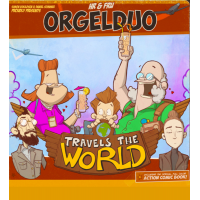 Hr & Fru OrgelDuo Travels the World - showcase release by OrgelDuo