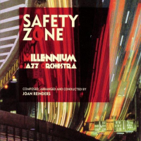 Album Millennium Jazz Orchestra - Safety Zone by Vincent Veneman