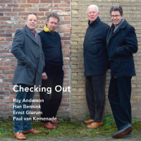 Paul Van Kemenade Quartet: Checking Out