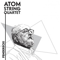 Album Penderecki by Atom String Quartet