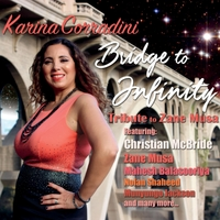 Album Bridge to Infinity (Tribute to Zane Musa) by Karina Corradini