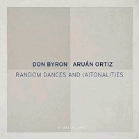 Album Random Dances And (A)tonalities by Aruán Ortiz
