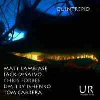Album Quintrepid by Quintrepid