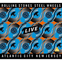 "Read ""Rolling Stones: Steel Wheels Live"" reviewed by Doug Collette"