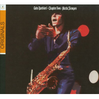 Album Chapter Two: Hasta Siempre by Gato Barbieri