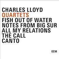 "Read ""Charles Lloyd: Quartets"" reviewed by John Kelman"