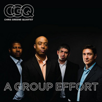 Album A Group Effort by Chris Greene