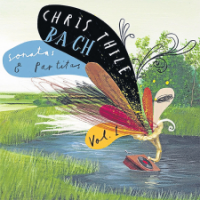 Album Chris Thile: Bach - Sonatas & Partitas by Chris Thile
