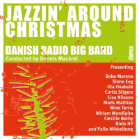 Album Jazzin' Around Christmas by Danish Radio Big Band