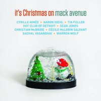"Read ""It's Christmas On Mack Avenue"" reviewed by Dan Bilawsky"