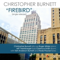 Album Firebird (single) by Christopher Burnett