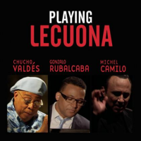 Album Playing Lecuona by Gonzalo Rubalcaba