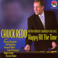 Chuck Redd: Happy All the Time