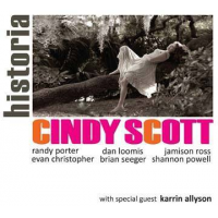 Album Historia by Cindy Scott