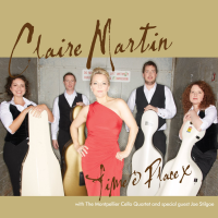 Claire Martin: Time And Place