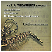 The Clayton-Hamilton Jazz Orchestra: The L.A. Treasures Project:Live at Alvas Showroom