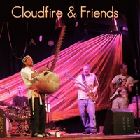 Album Cloudfire & Friends by Harrison Goldberg