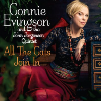 Connie Evingson & the John Jorgenson Quintet: All the Cats Join In