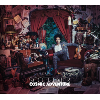 Cosmic Adventure by Scott Tixier