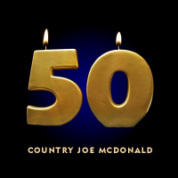 Country Joe McDonald: 50