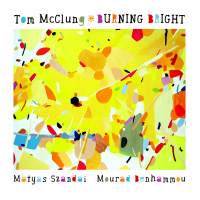 Album Burning Bright by Tom McClung