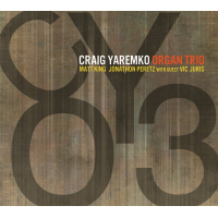 """Oil Slick"" by Craig Yaremko Organ Trio"