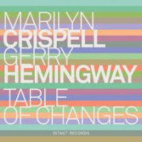 Album Table of Changes by Marilyn Crispell