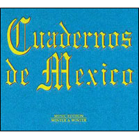 Various Artists: Cuadernos de Mexico