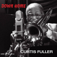 Album Down Home by Curtis Fuller