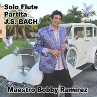 Bach: Partita in A Minor, BWV 1013 - Solo Flute