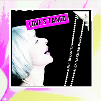Album Love's Tango by June Bisantz
