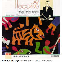 Album The Little Tiger by Jay Hoggard