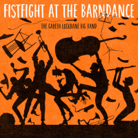 Fistfight At The Barndance by Gareth Lockrane
