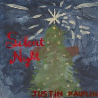 Album Silent Night by Justin Kauflin