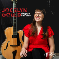 Album Elegant Traveler by Jocelyn Gould