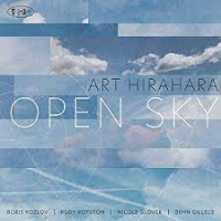 Album Open Sky by Art Hirahara