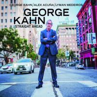 """Straight Ahead"" - showcase release by George Kahn"