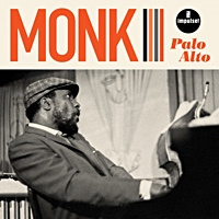 Album Palo Alto by Thelonious Monk