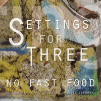 No Fast Food: Setting For Three