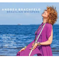 Album Brazilian Whispers by Andrea Brachfeld