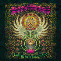 Album John McLaughlin and Jimmy Herring - Live in San Francisco by John McLaughlin