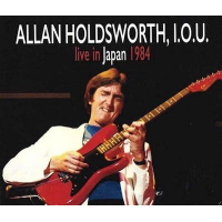 Album Live in Japan 1984 by Allan Holdsworth